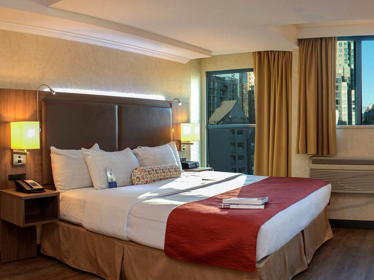 best budget hotel in vancouver