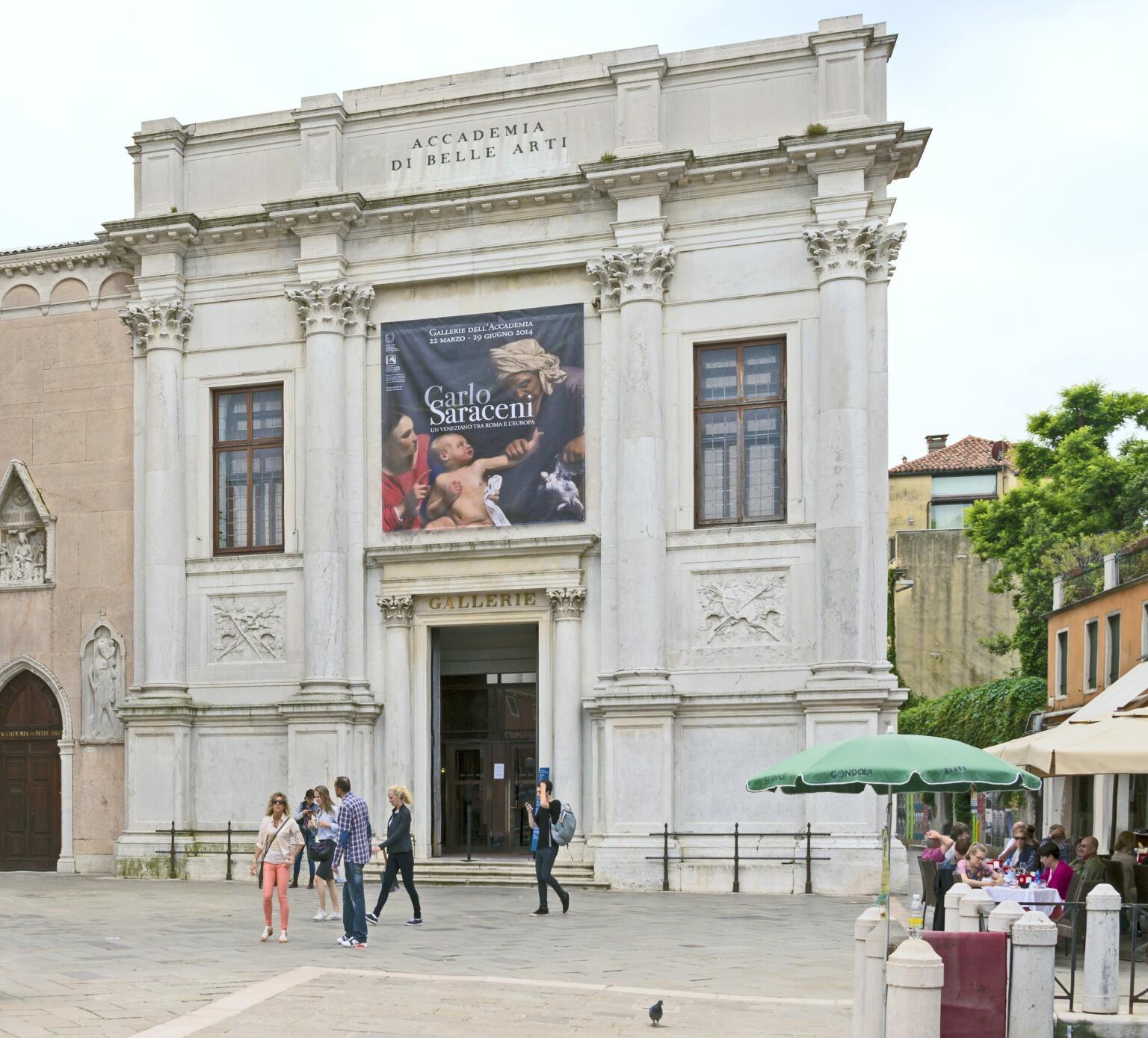 Gallerie dell'Accademia (Fine Arts Museum)
