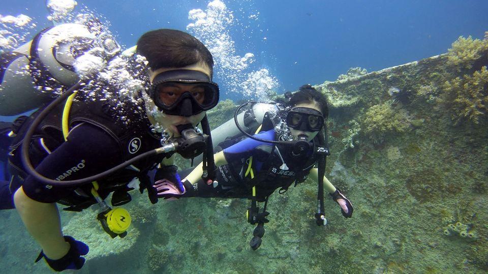 Gili Island from Lombok