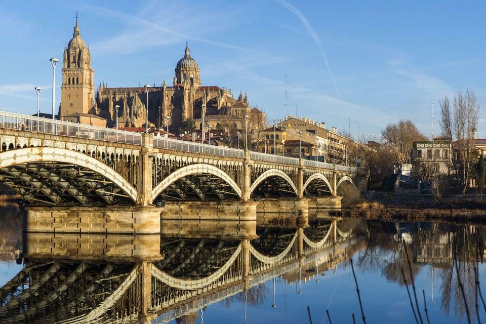 Guided Tour of Avila & Salamanca