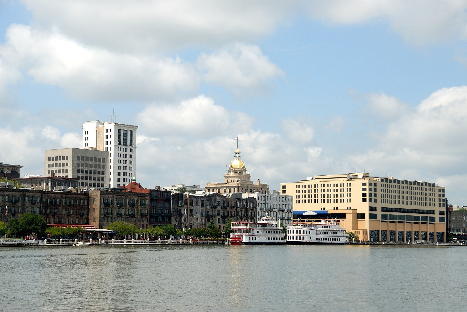 Historic District, Savannah
