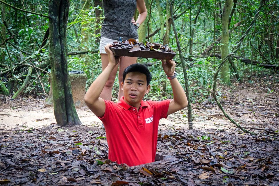 Ho Chi Minh City Cu Chi Tunnels Tour by Bus