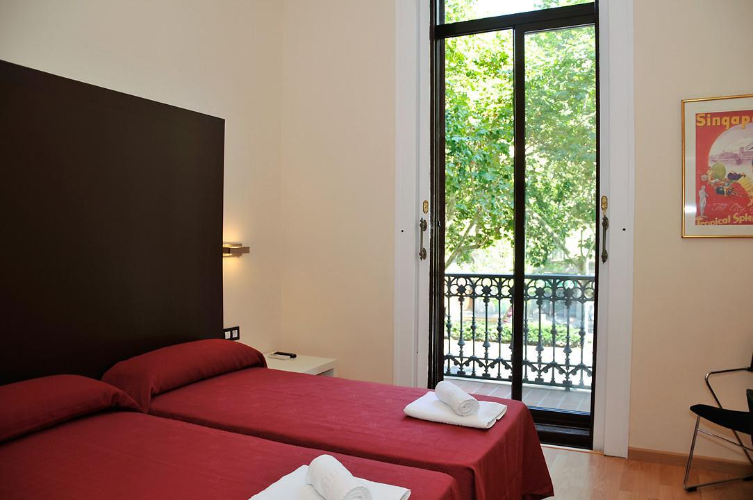 Hotel Center Gran Via, Barcelona