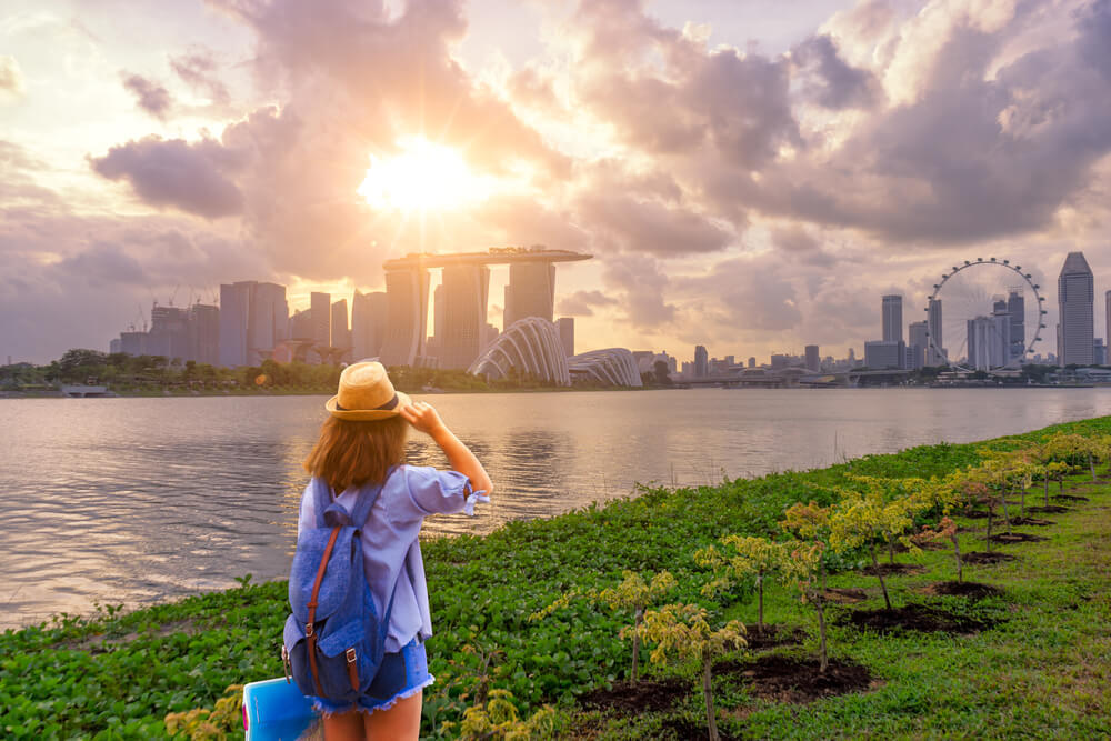 Is Singapore safe for solo female travelers