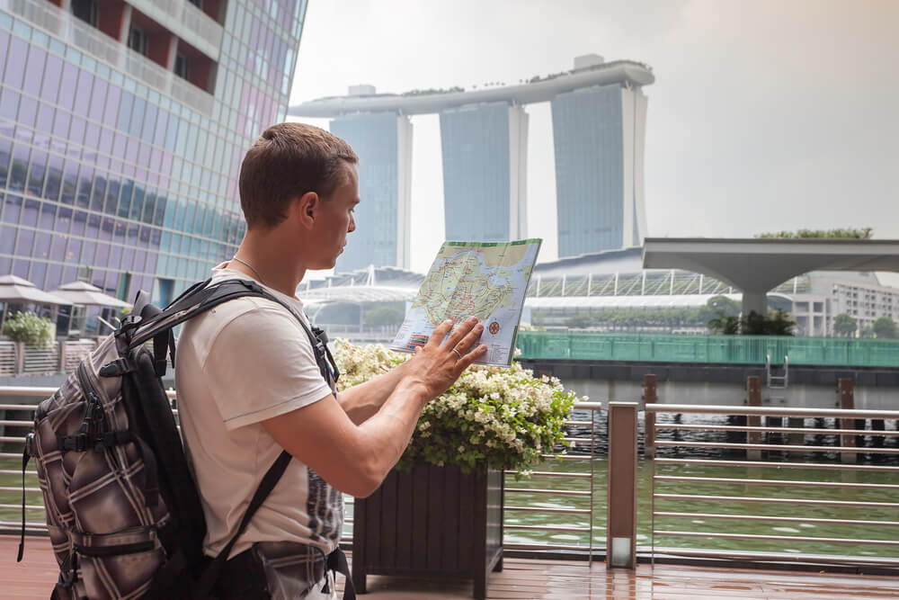 Is Singapore safe to travel alone