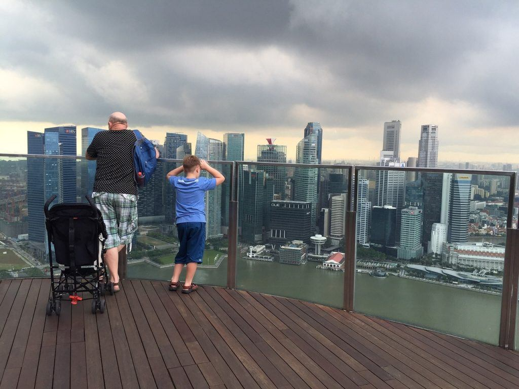 Is Singapore safe to travel for families