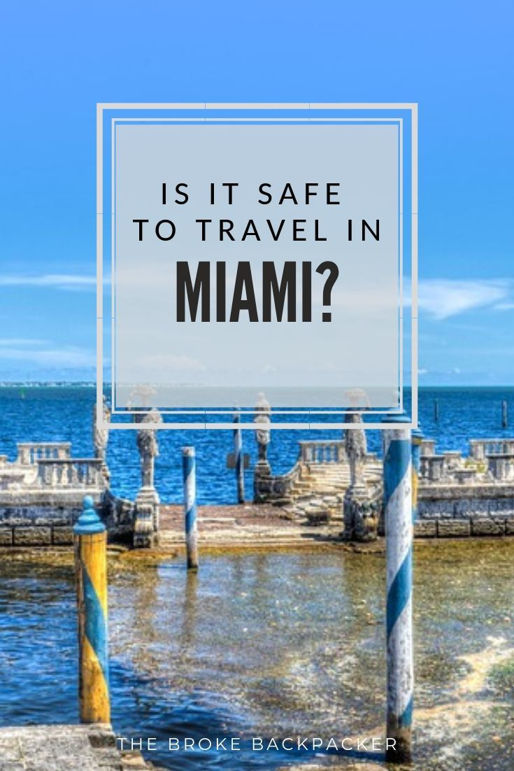 With such a violent reputation, is it safe to visit Miami? We go over valid safety concerns for travelers in South Florida and offer...