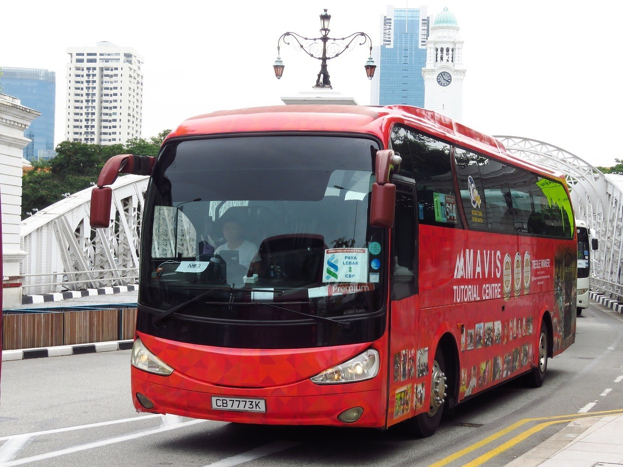 Is public transportation in Singapore safe