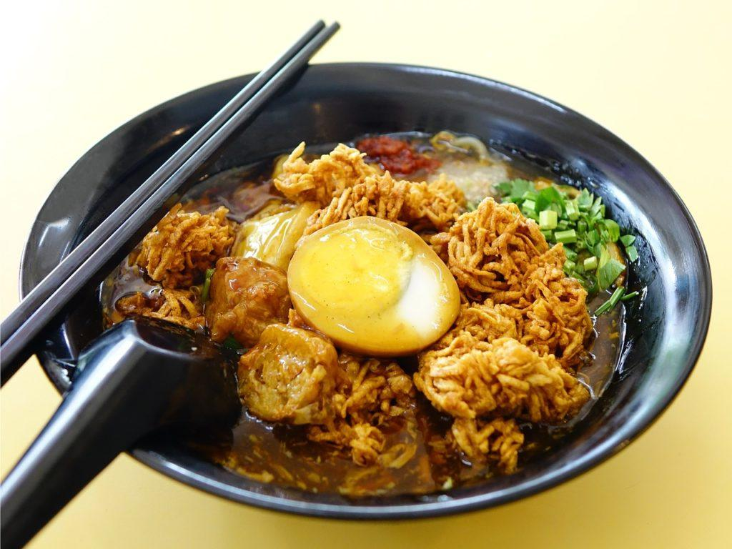 Is the food in Singapore safe