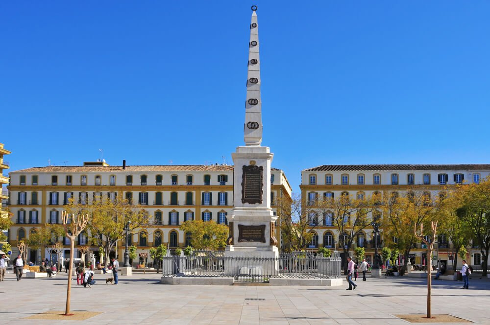 La Merced, Malaga