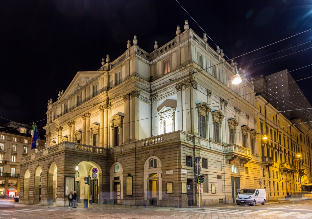 La Scala Opera milan