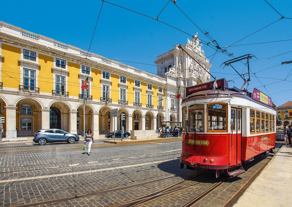 Lisbon - Ride the Famous Trams