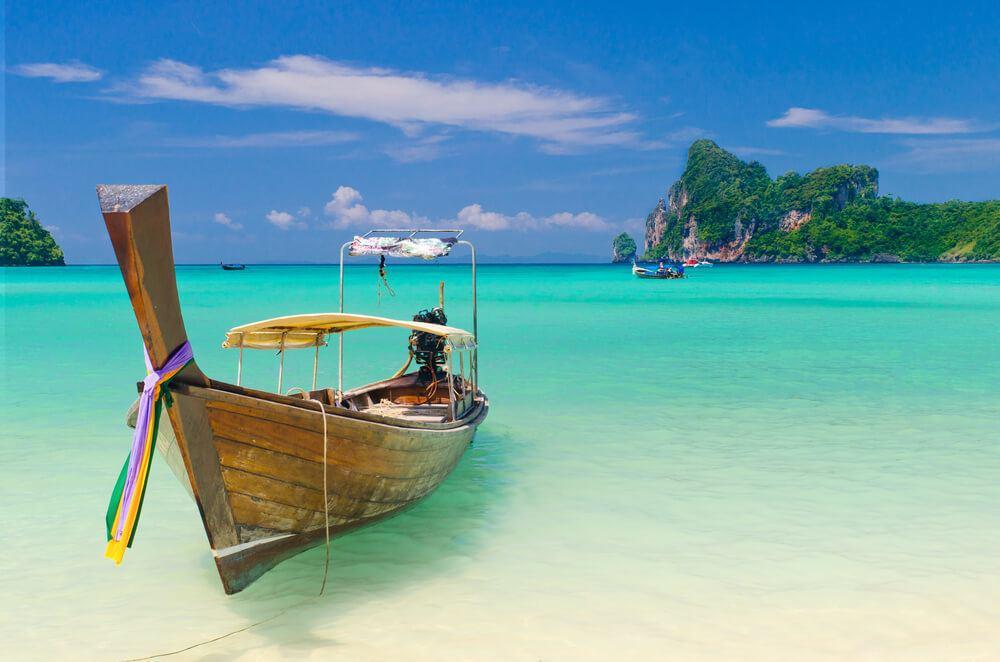 Loh Dalum Beach Kho Phi Phi
