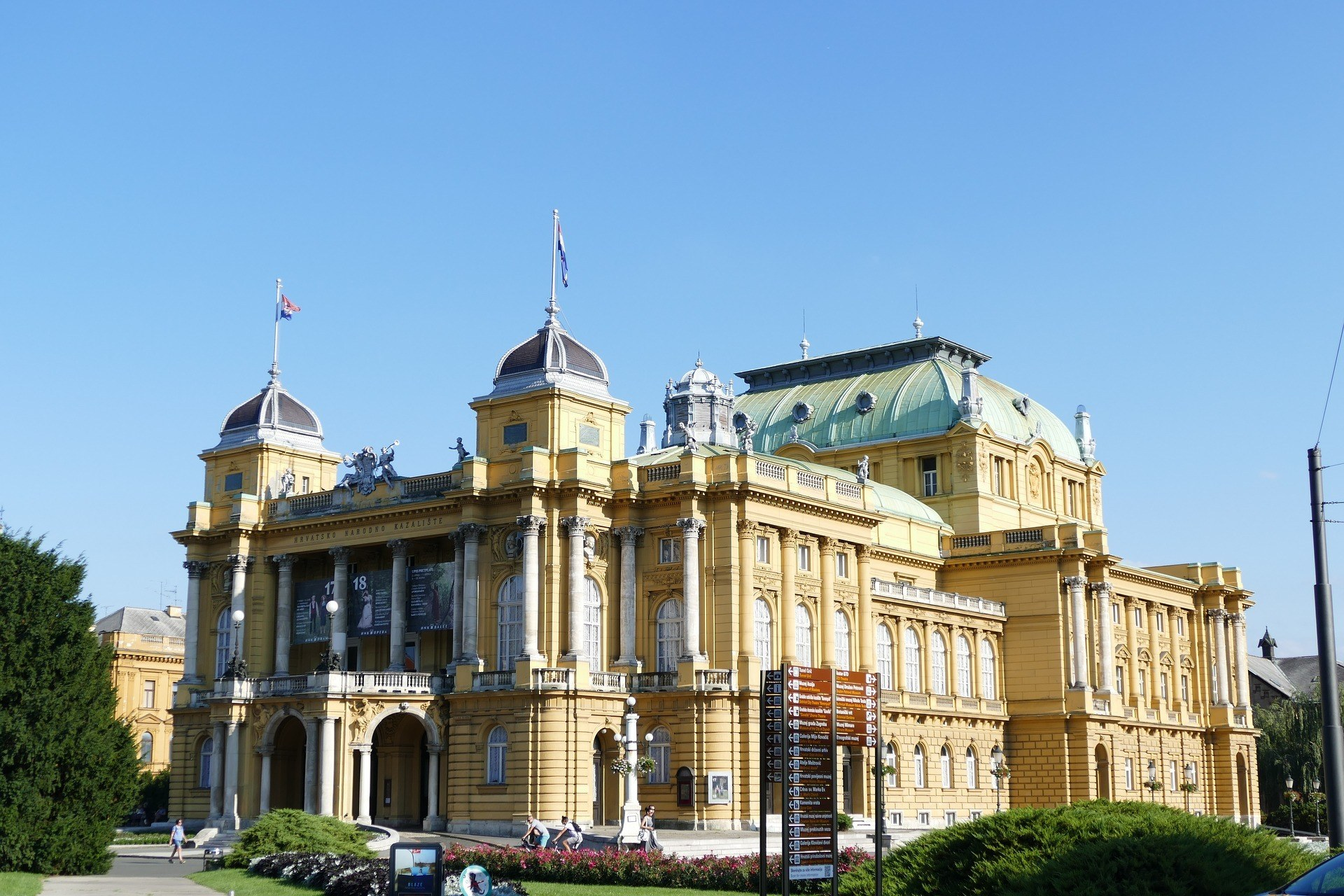 Lower Town, Zagreb
