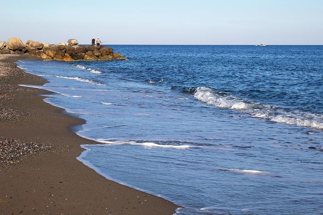 Myrtos, Crete