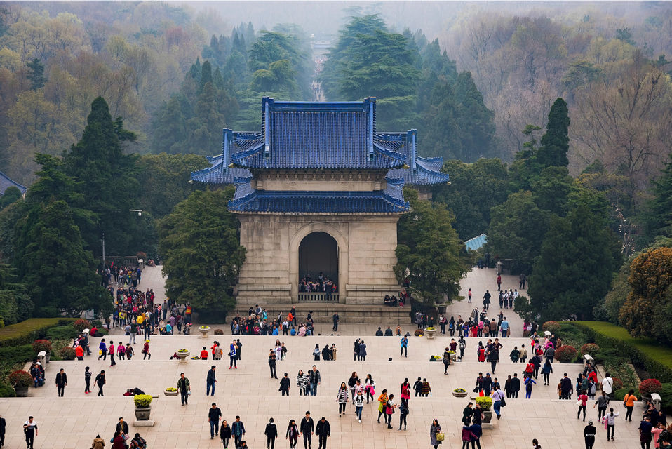 Nanjing Private Tour from Shanghai
