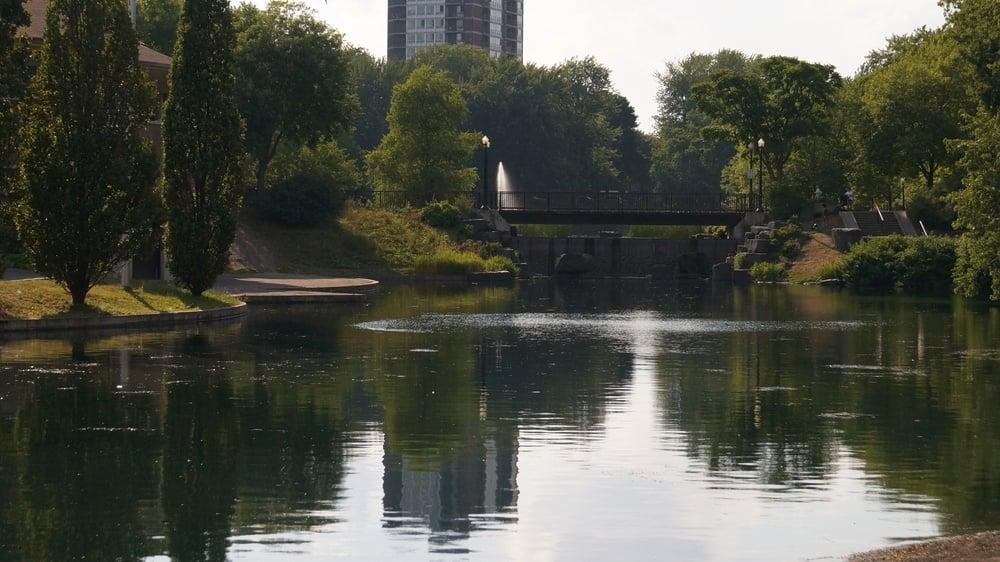 Parc La Fontaine, Montreal