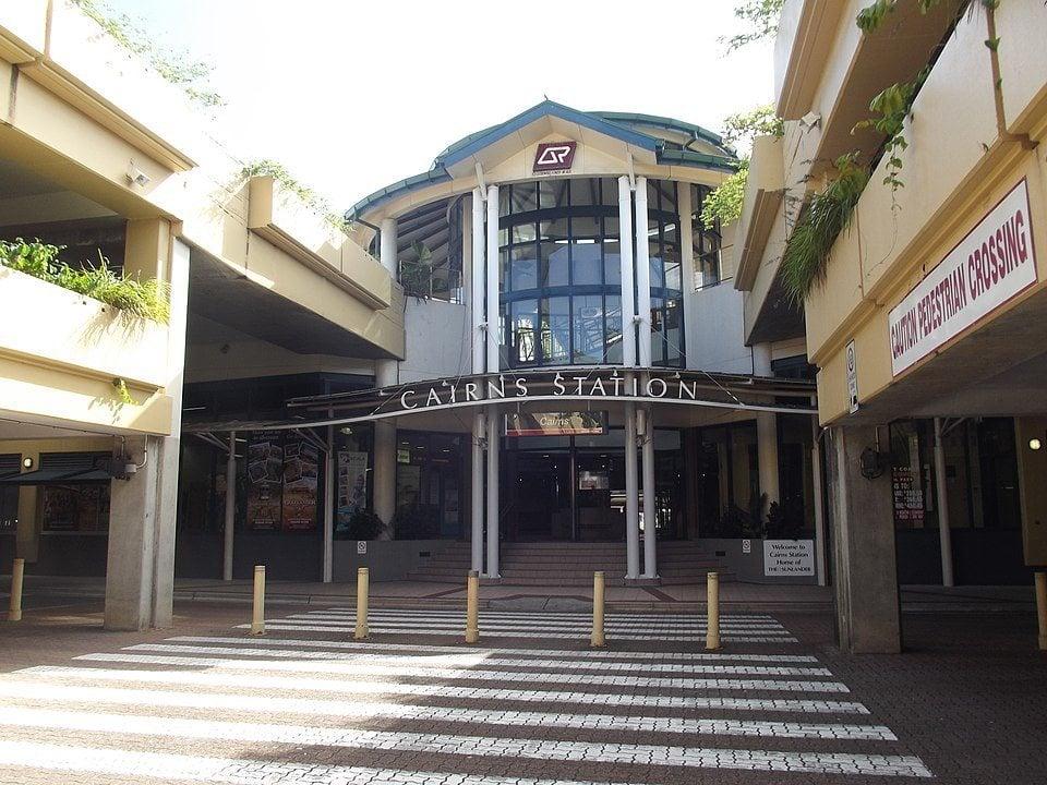 Parramatta Park, Cairns