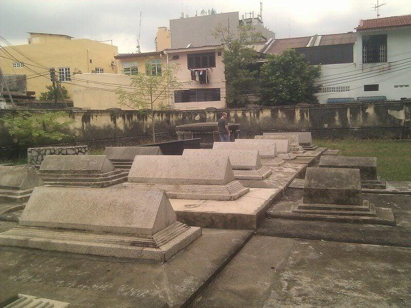 Penang Jewish Cemetery