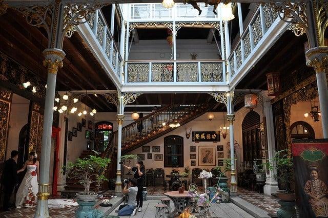 Pinang Peranakan Museum in Penang