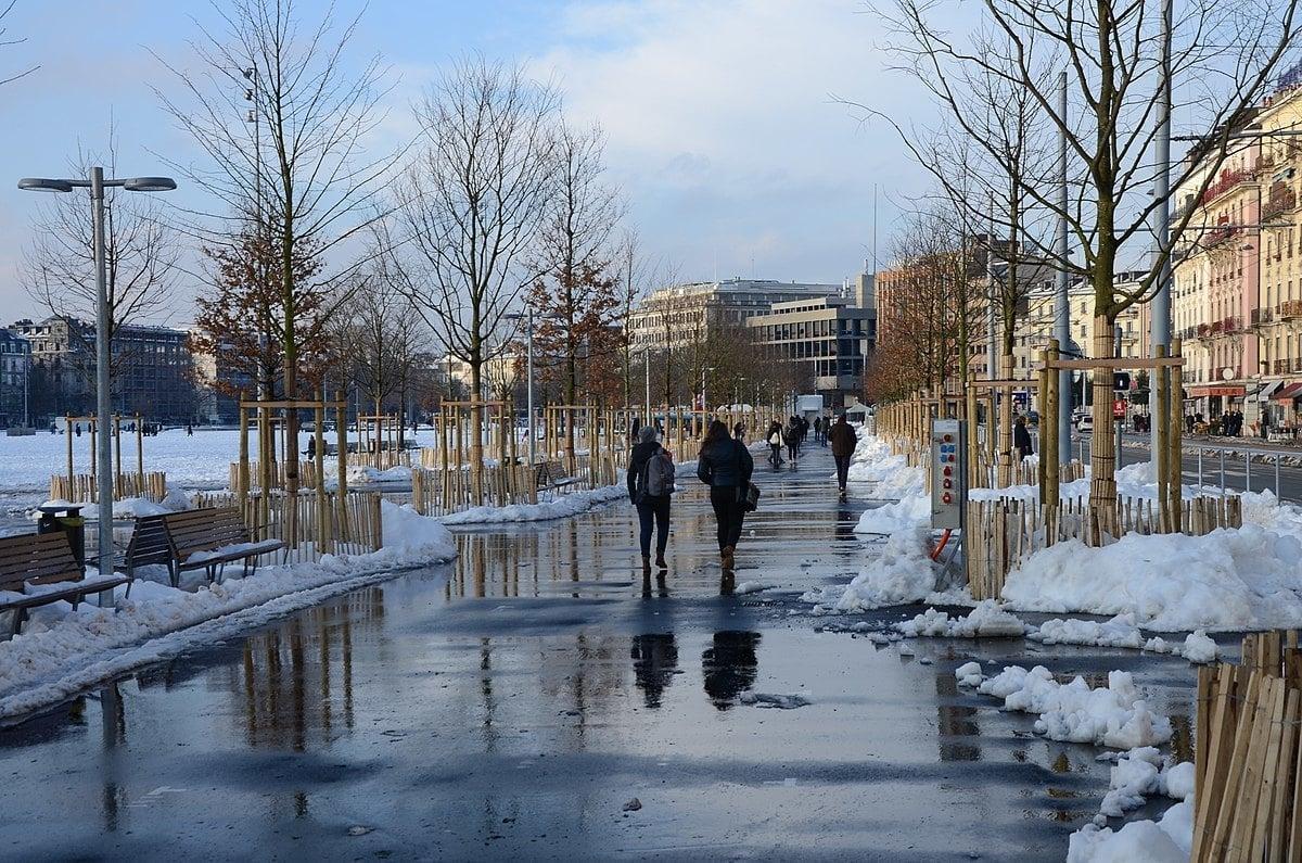 Plainpalais, Geneva