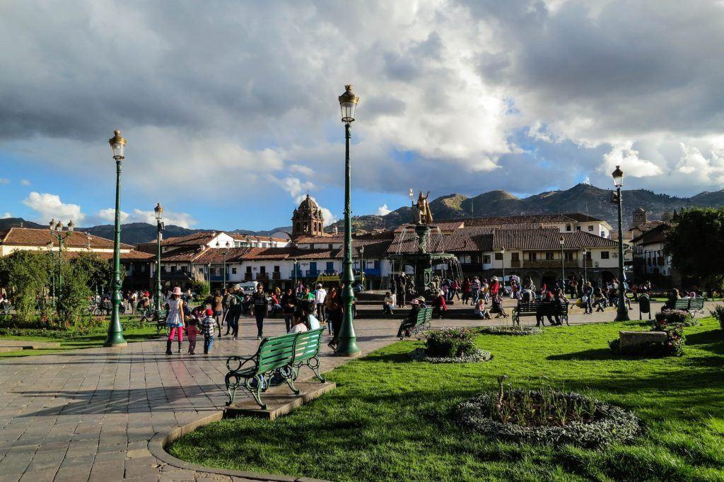Plaza de Armas, Cusco cost of living in Peru