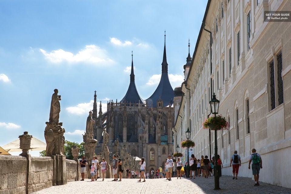 Prague Kutna Hora and Bone Chapel Tour