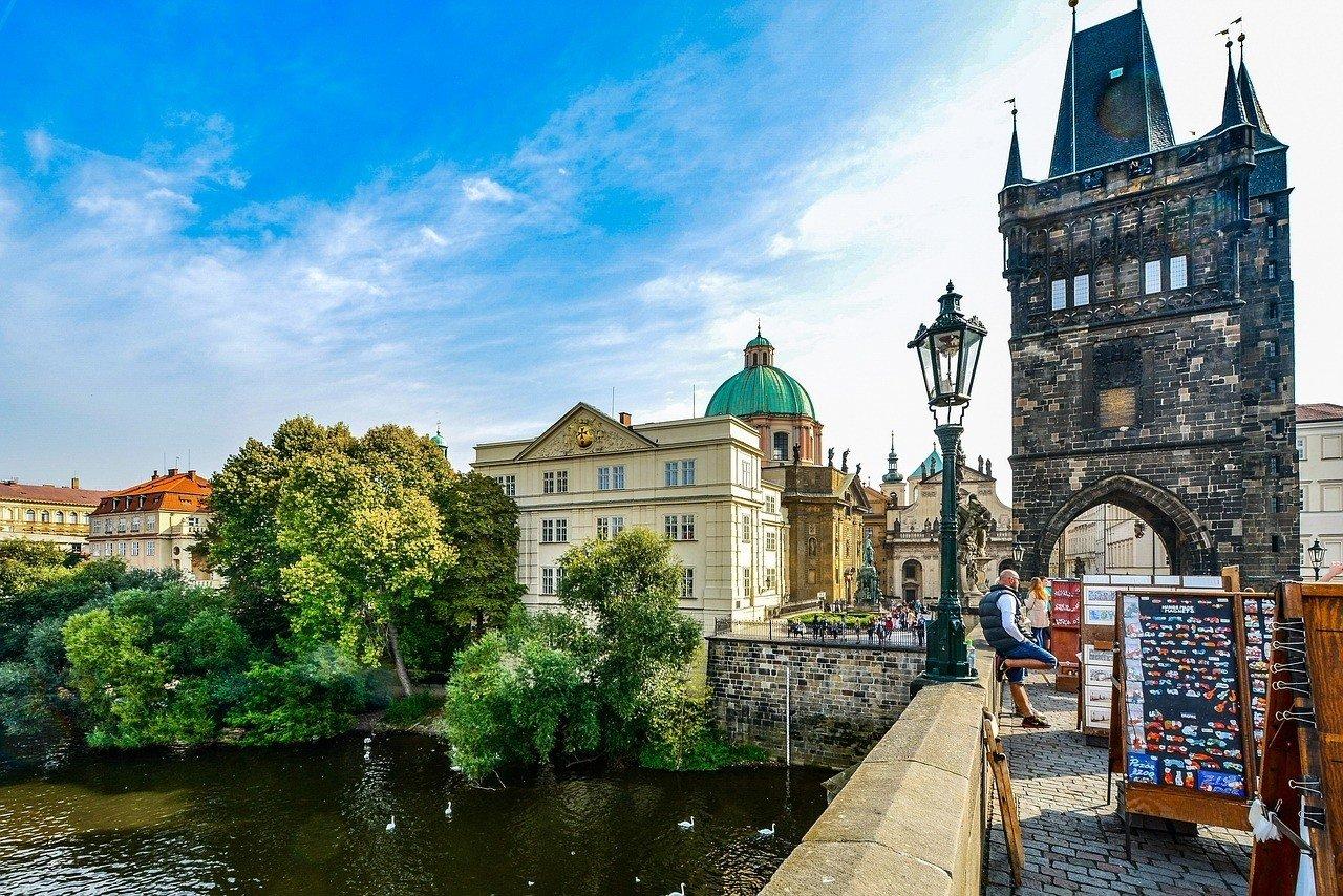 Prague itinerary