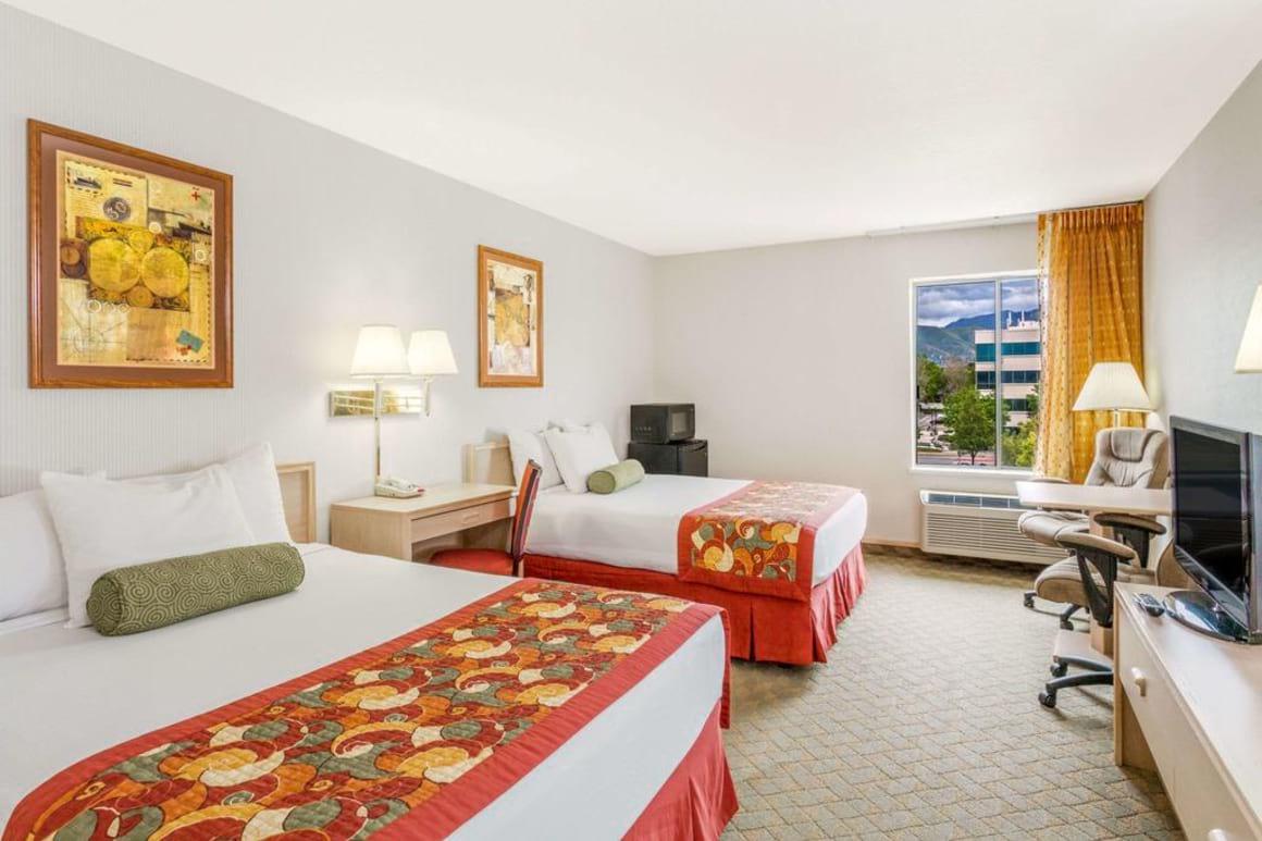 Ramada by Wyndham Salt Lake City Hotel