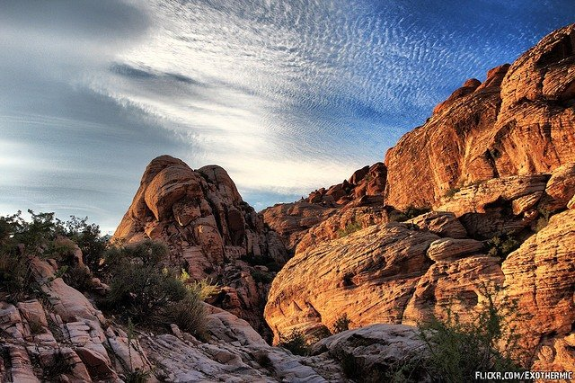 Red Rock Canyon Small Group Tour
