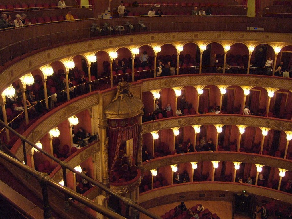 Rome entertainment