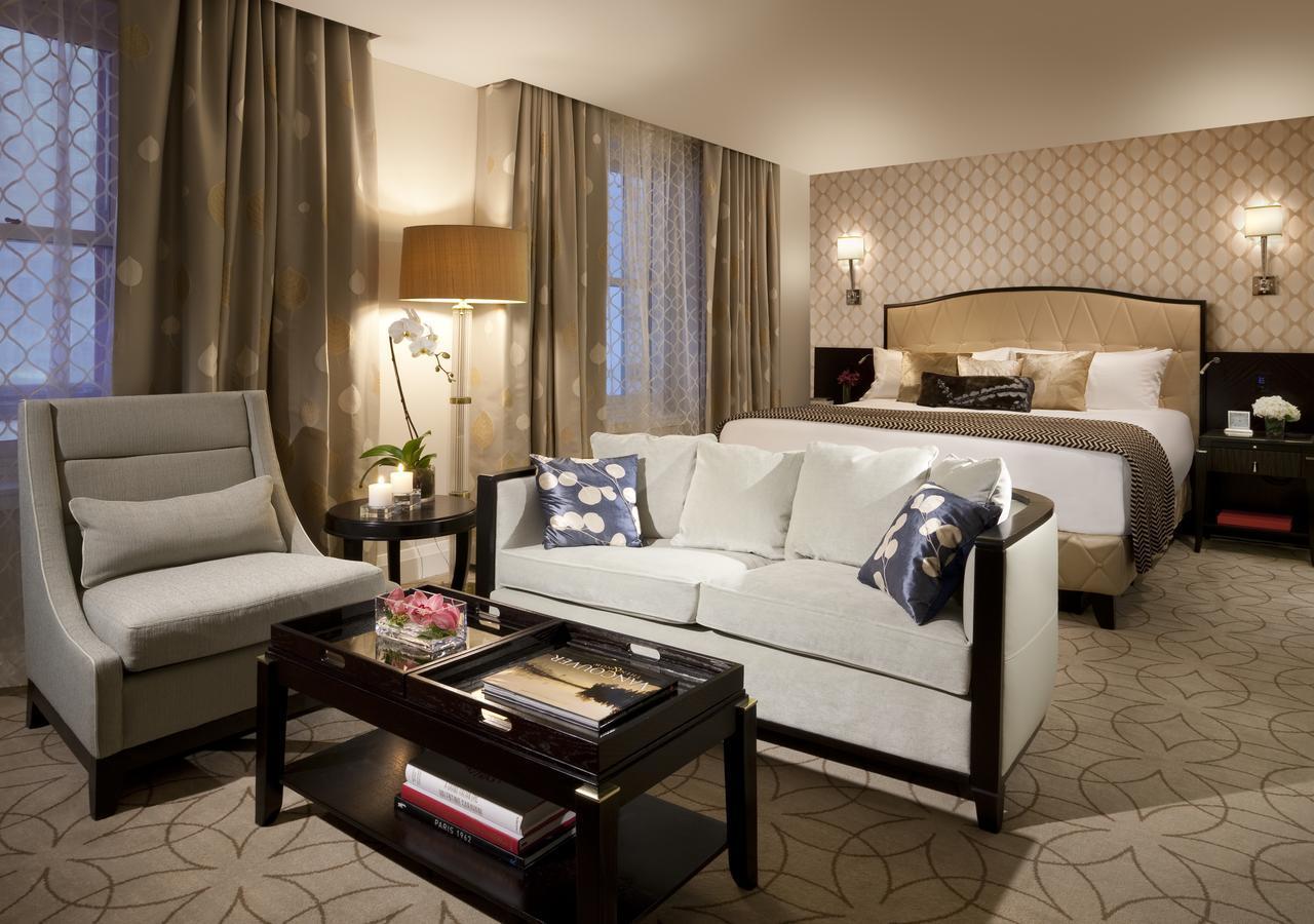 best luxury hotel in vancouver
