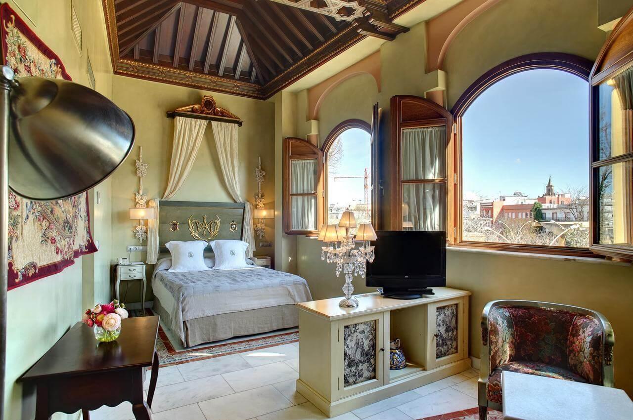 best luxury hotel in seville