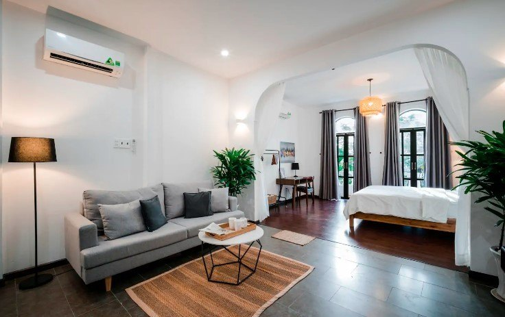 Scandinavian Studio near Ben Than Market, Ho Chi Minh