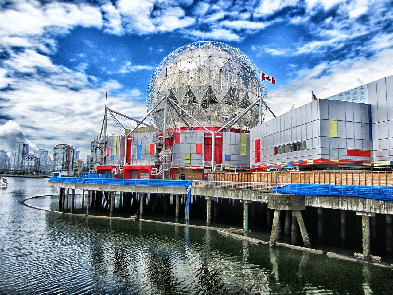 Science World at TELUS World of Science