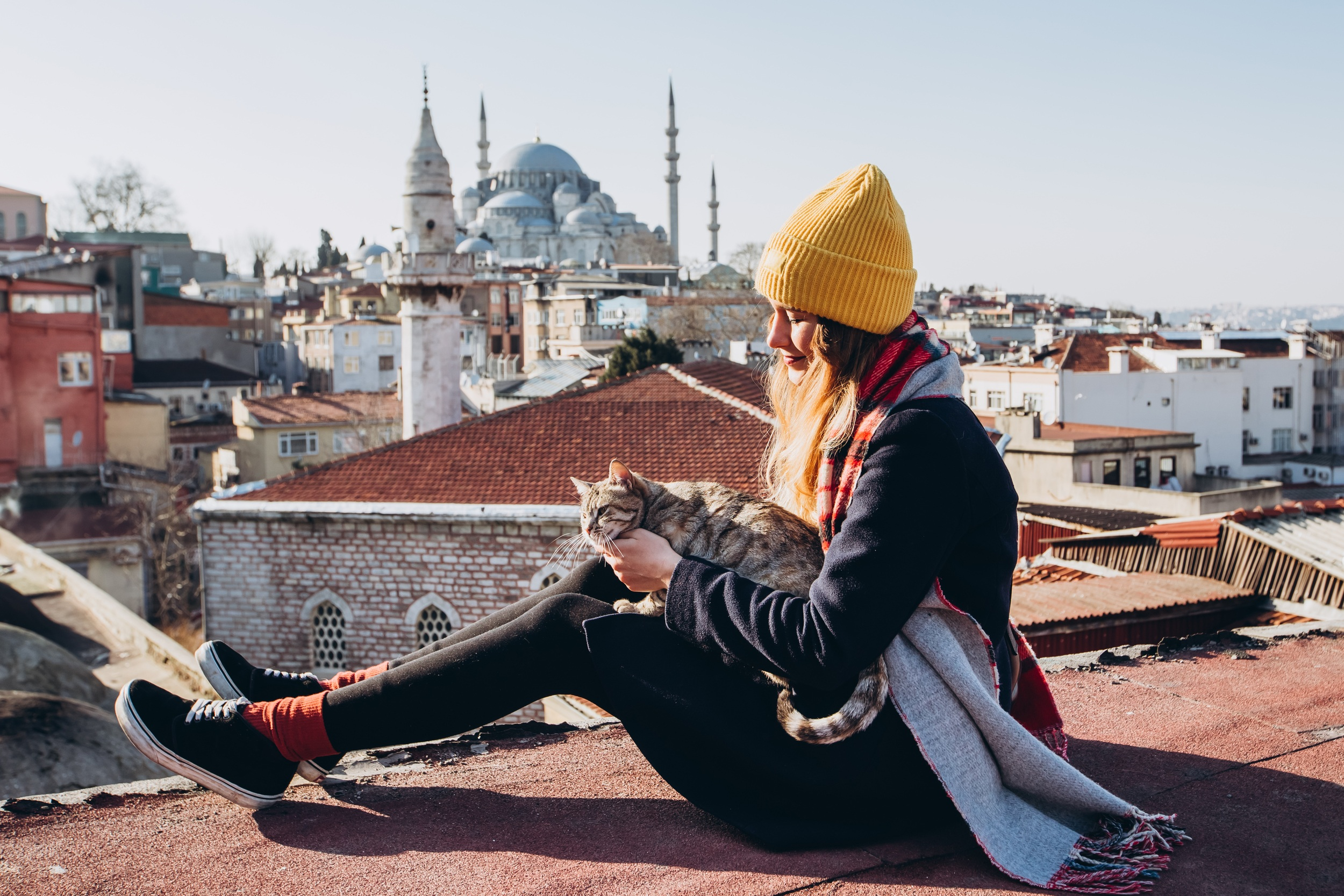 Female Travel safety in Istanbul
