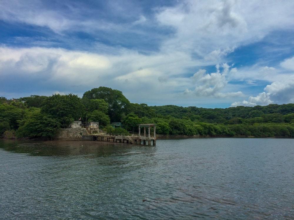 San Lucas Island Prison