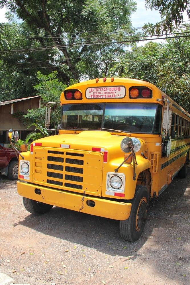 honduras safe public transportation