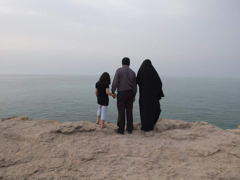 iran safe for family