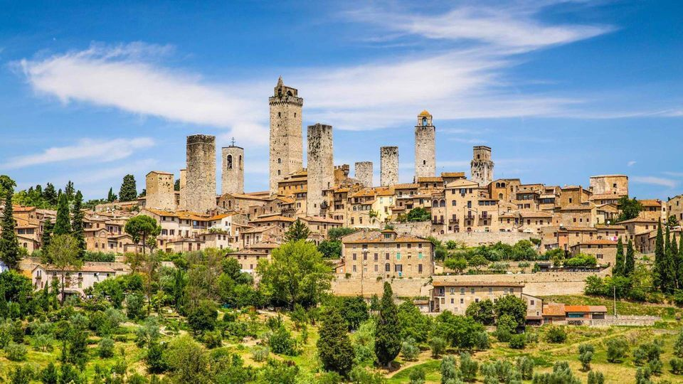 Siena and San Gimignano Day Trip From Florence