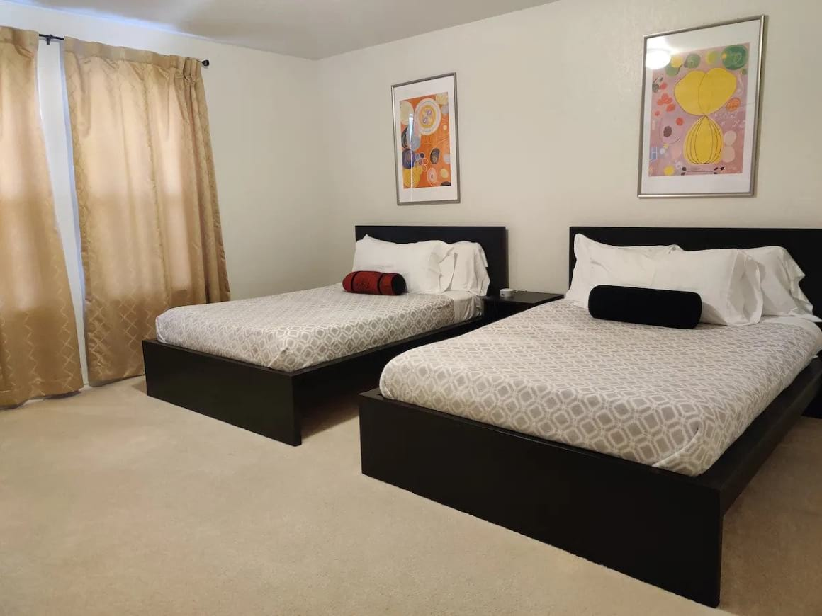 Spacious and Open House for Families