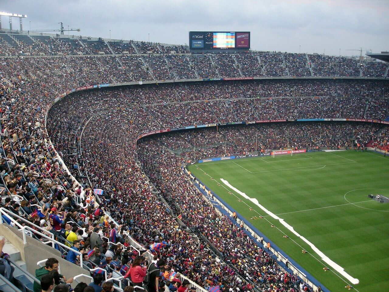 Sporting Events in Barcelona