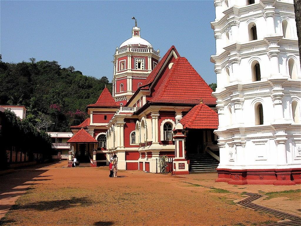 Sri Mangesh Shantadurga Prasanna Temple, Goa