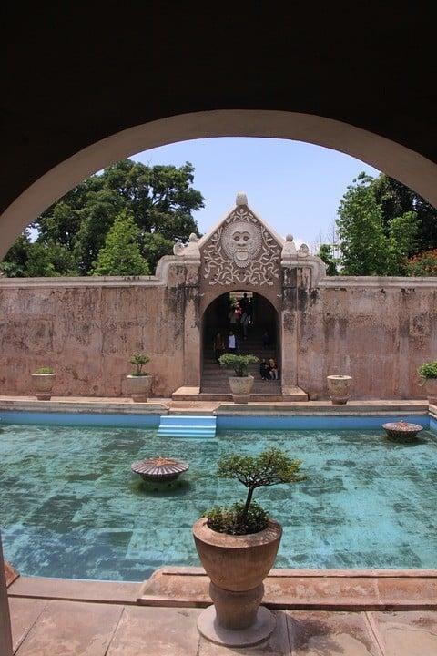 Taman Sari (Water Castle)