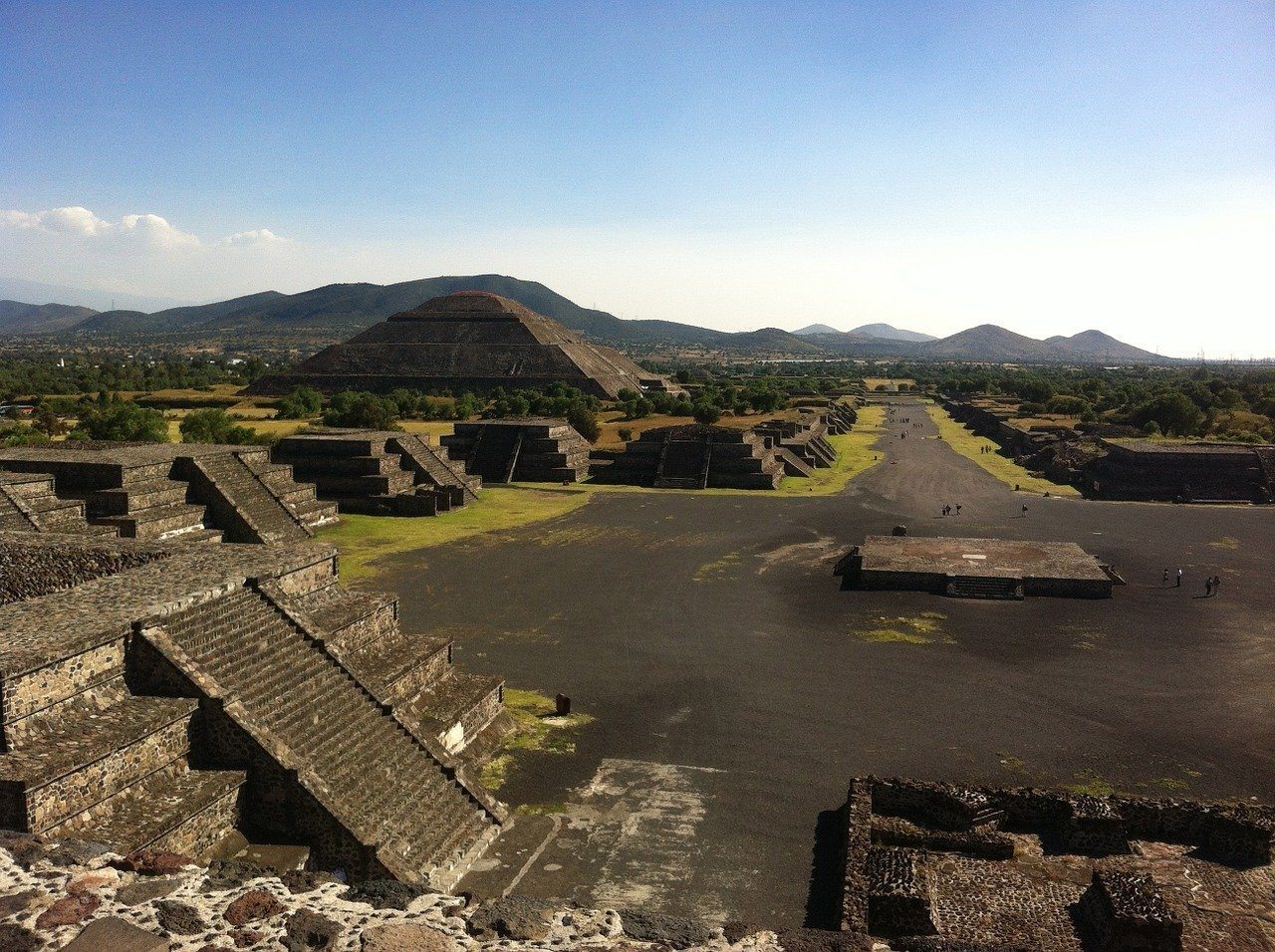 Teotihuacan, safety in Mexico City