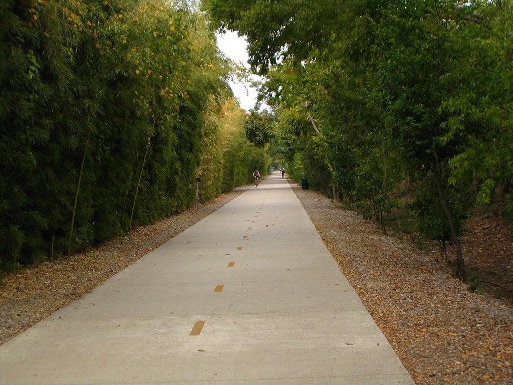 The Katy Trail, Dallas