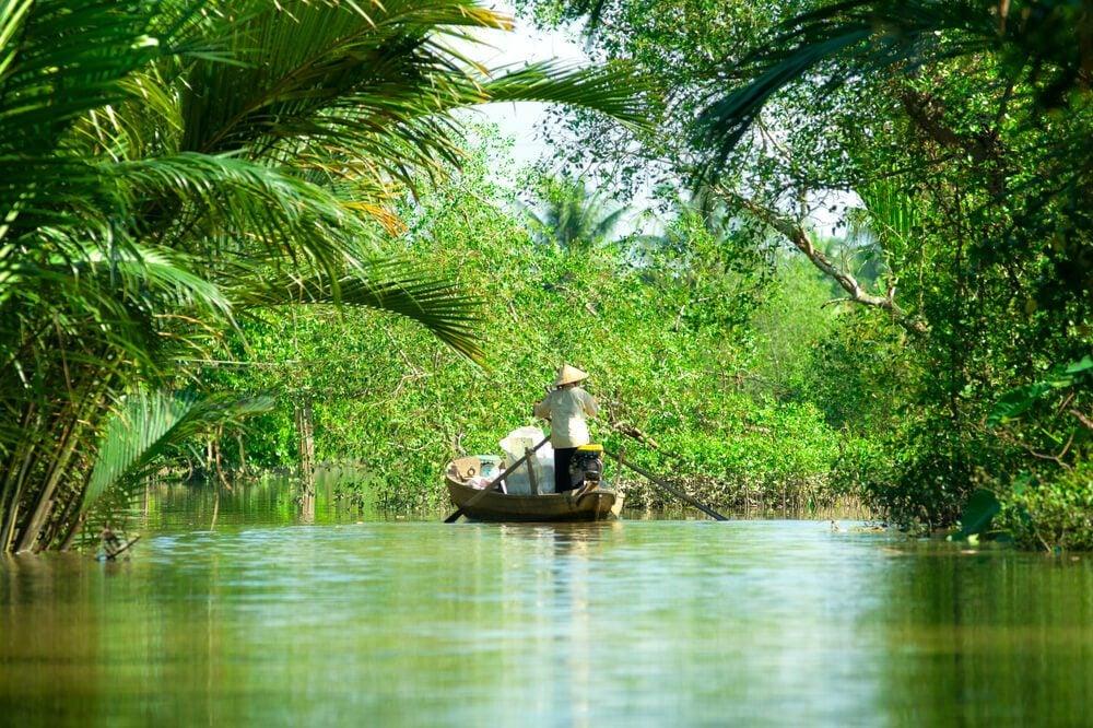 The Mekong Delta, Ho Chi Minh