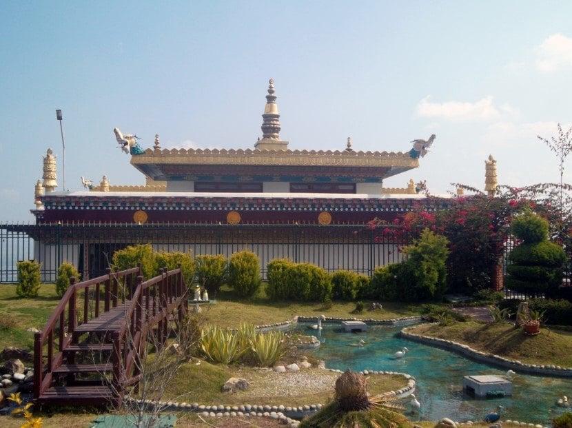 The White Monastery