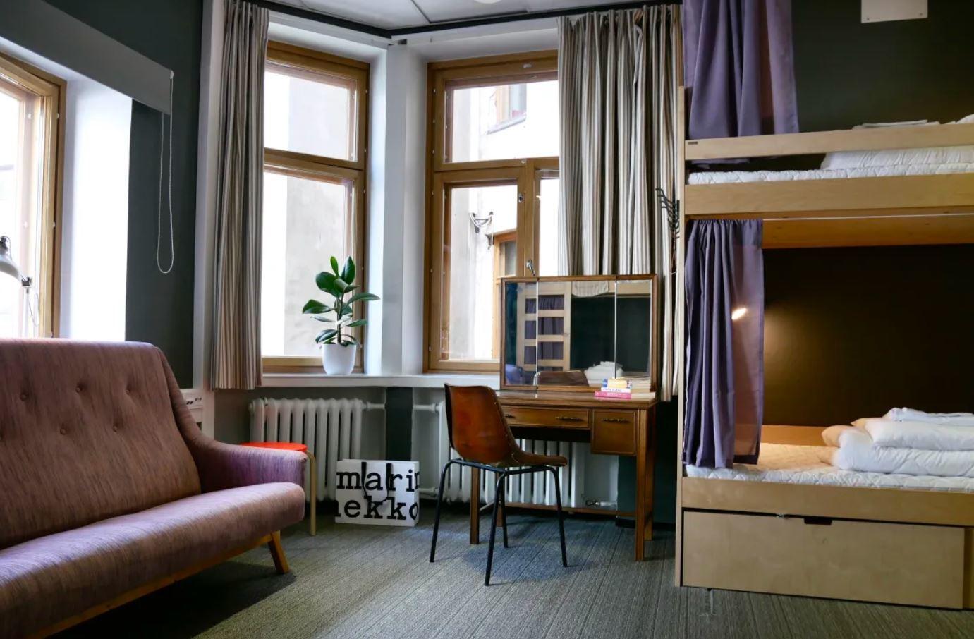 The Yard Hostel, Helsinki
