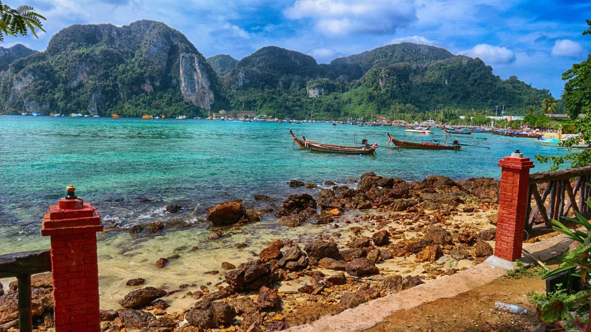 Ton Sai Village, Koh Phi Phi